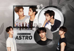 PNG PACK: ASTRO #7 (Rise Up 'SUN RISE') by Hallyumi