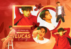 PNG PACK: Lucas #2 by Hallyumi