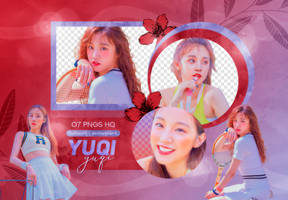 PNG PACK: Yuqi #1 by Hallyumi
