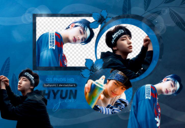 PNG PACK: Hyunjin (I am WHO)