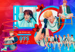 PNG PACK: BTS #61 (Love Yourself 'Answer' F Ver.)