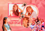 PNG PACK: (G)I-DLE #4