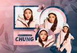 PNG PACK: ChungHa #4 by Hallyumi