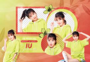 PNG PACK: IU #5 by Hallyumi