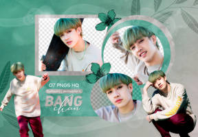PNG PACK: Bang Chan #1 by Hallyumi
