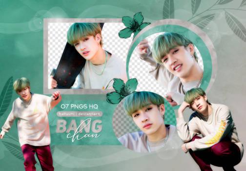 PNG PACK: Bang Chan #1