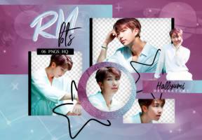 PNG PACK: RM #6 (Season's Greetings 2019) by Hallyumi