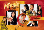 PNG PACK: Minnie and Soojin