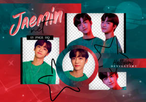 PNG PACK: Jaemin #3 (Hair in the Air) by Hallyumi