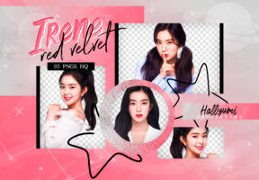 PNG PACK: Irene #3 by Hallyumi