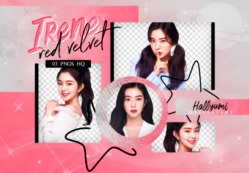 PNG PACK: Irene #3