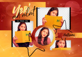 PNG PACK: Yeri #1 (Hair in the Air) by Hallyumi