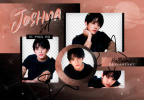 PNG PACK: Joshua #1 'Home' by Hallyumi