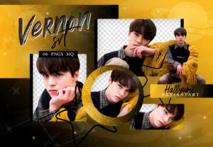 PNG PACK: Vernon #4 'Home'