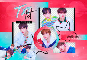 PNG PACK: TXT #2 | 'The Dream Chapter: STAR' by Hallyumi