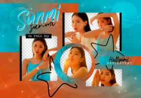 PNG PACK: SUNMI #2 by Hallyumi