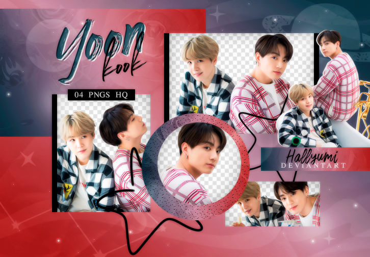 PNG PACK: YOONKOOK #2 | WHITE DAY
