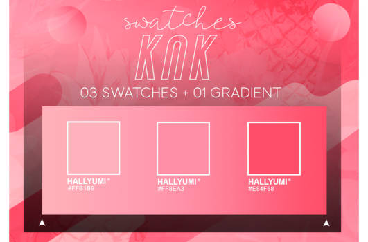 SWATCHES: KNK