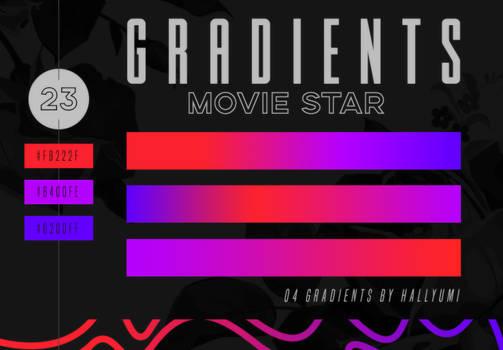 GRADIENTS: Movie Star
