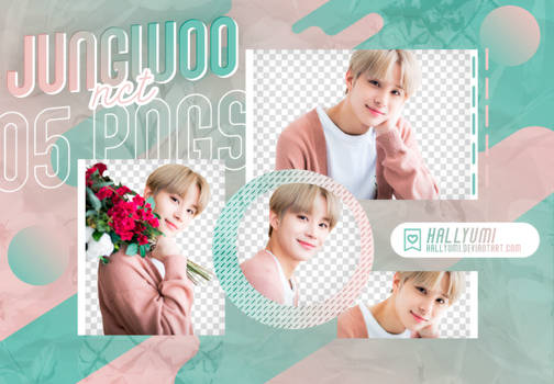 PNG PACK: JUNGWOO #3
