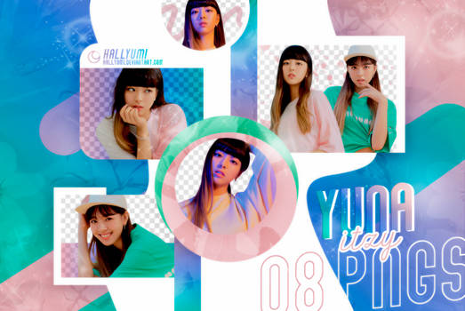 PNG PACK: YUNA | #001
