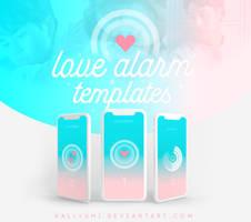 TEMPLATES: LOVE ALARM