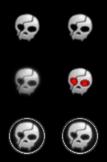 Skull Start Orb by ayk200