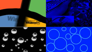 Windows 95 Wallpaper Pack