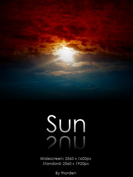 Sun by Thorden