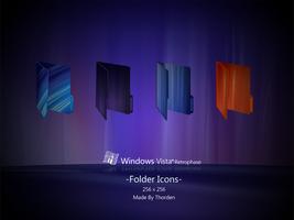 Retrophase Folder Icons