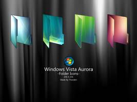 Windows Vista Aurora Folders by Thorden