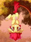 Apple Bloom Requires Assistance Animated