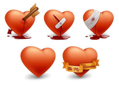 Hearts by Buzuk-Eugen