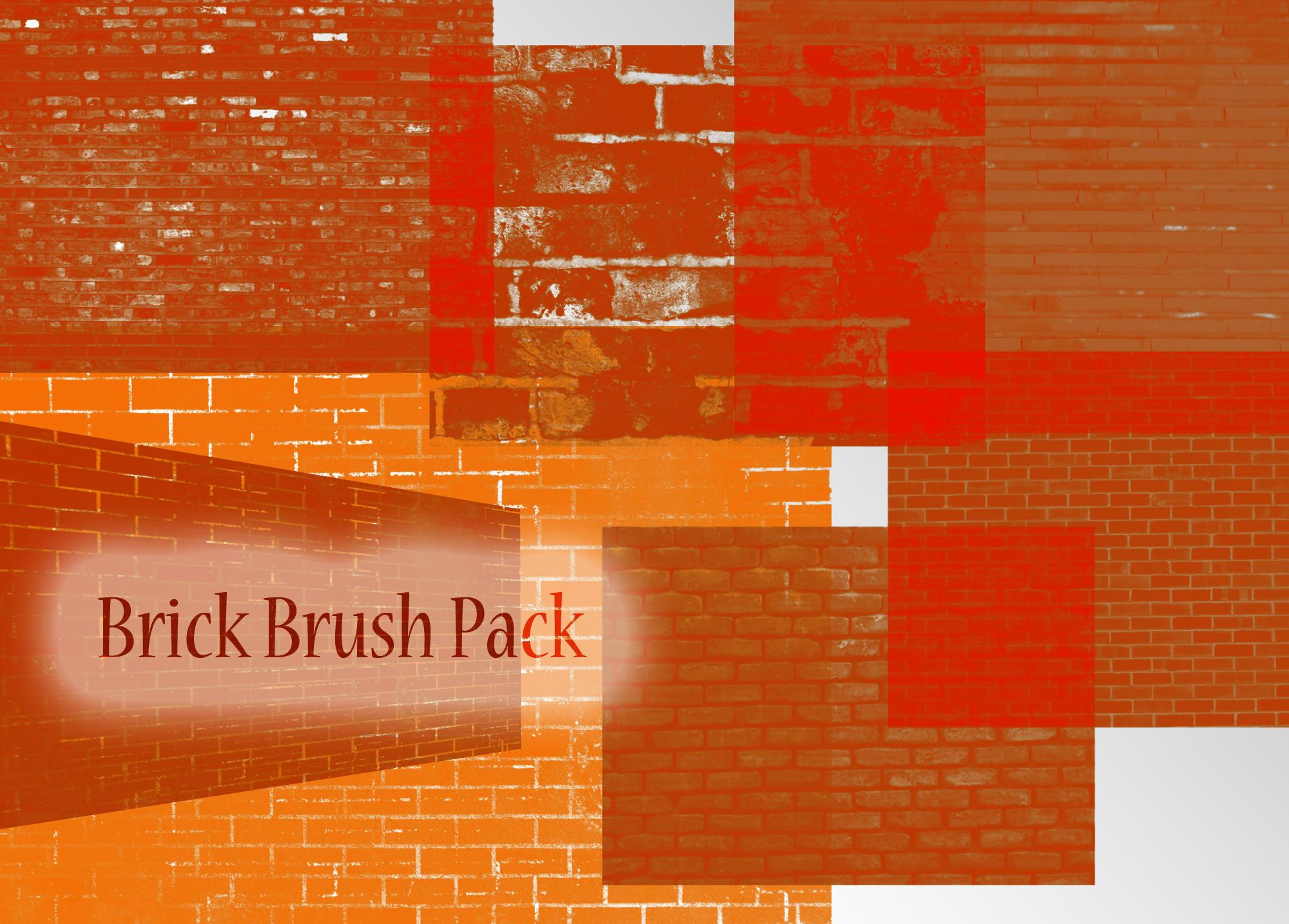 Brick Brushes by CowBoyO