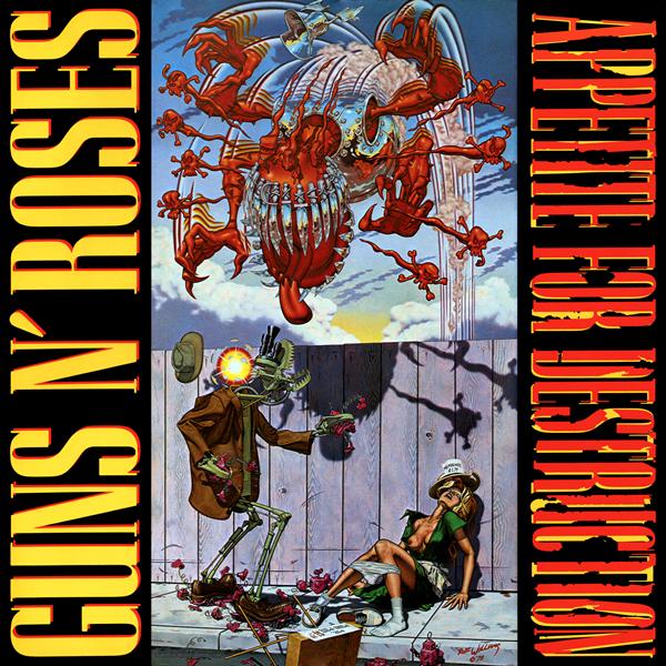 download album gnr appetite for destruction