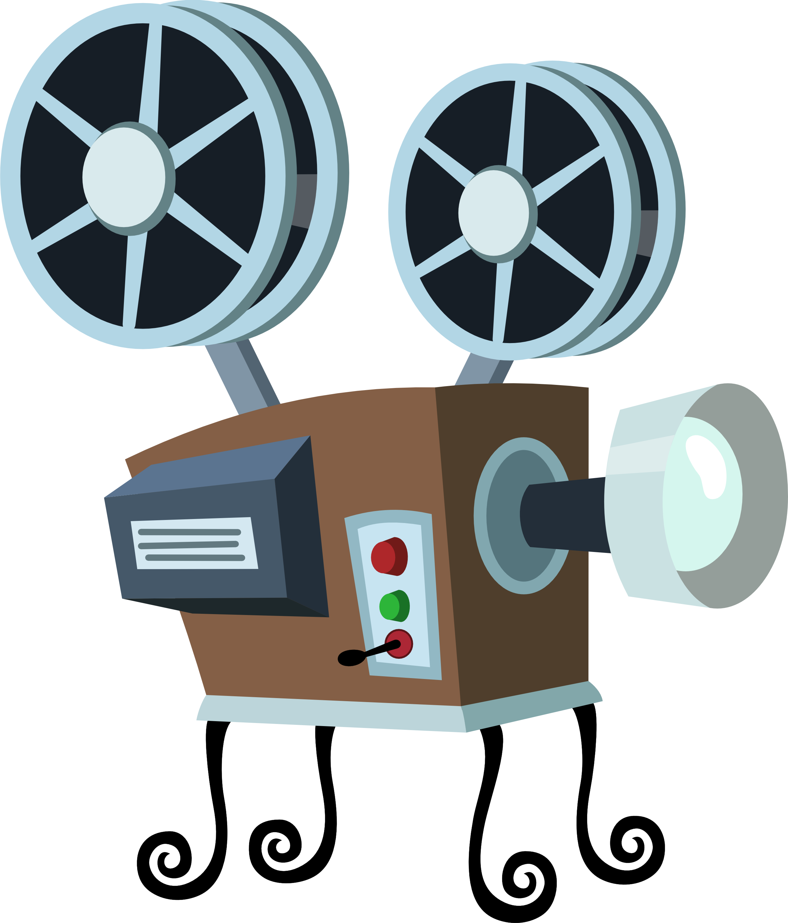 clipart of movie projector - photo #4