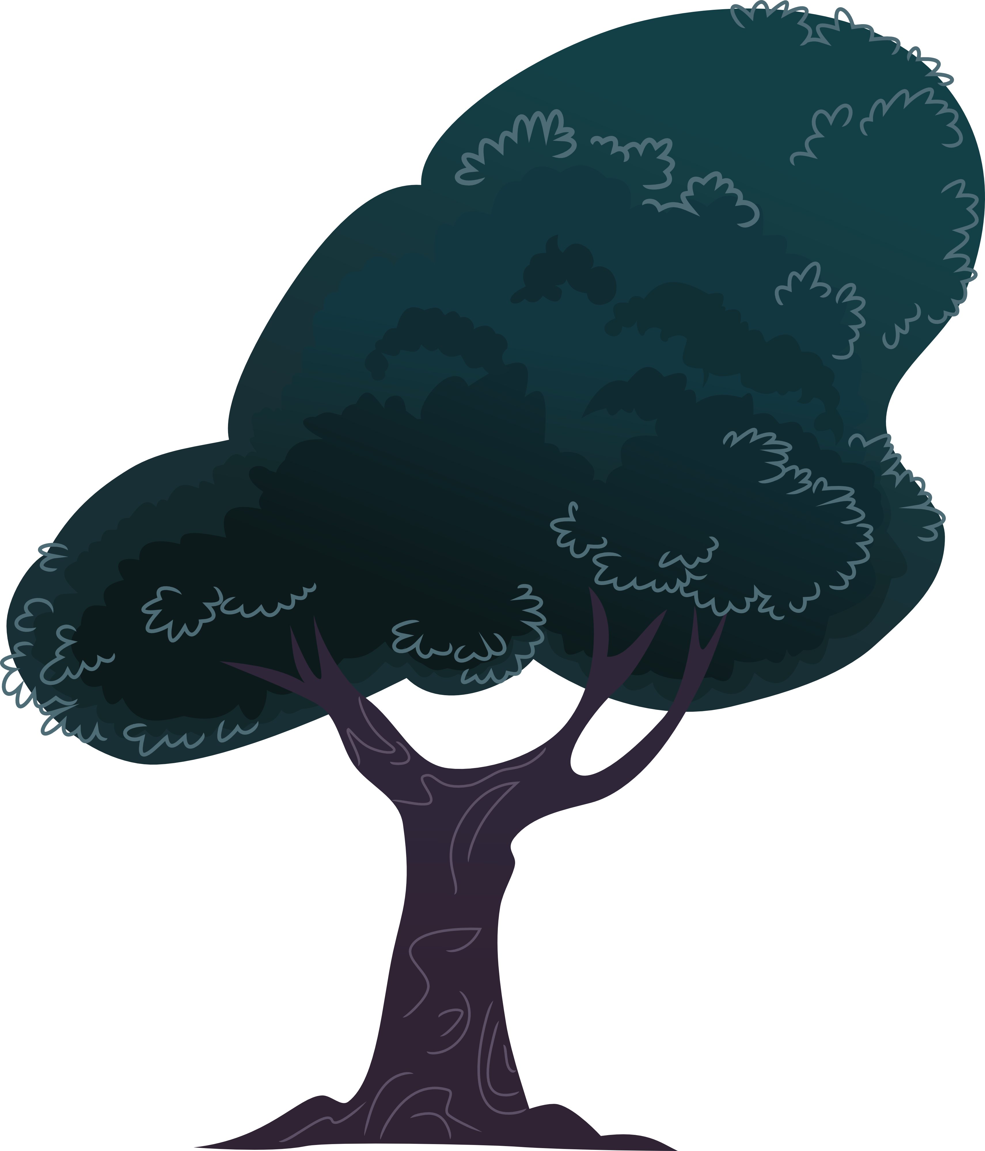 Dark Tree by Ambassad0r