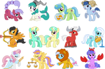 Ponyscopes