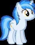 Penny Curve (MLP-VectorClub Mascot 2.0)