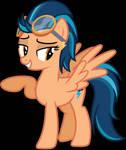 Indigo Zap (Pony)