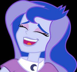 Laughing Luna