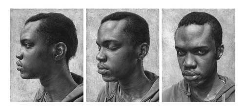 O (triptych).