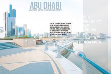 Abu Dhabi layout by Argussov