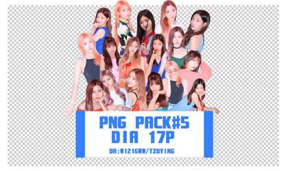 PNG PACK#5 DIA 17P