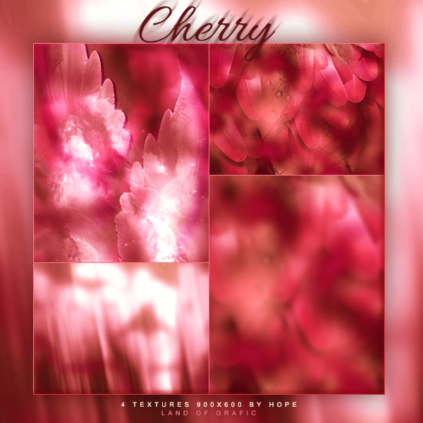 Texture pack - Cherry by Hope636