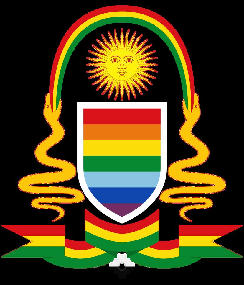 Inca Flag Symbol