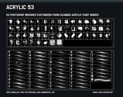 Acrylic53 by daniel-nagy