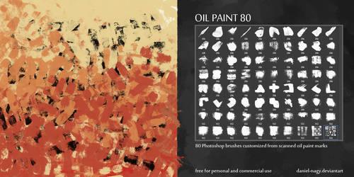 Oil Paint 80 by daniel-nagy
