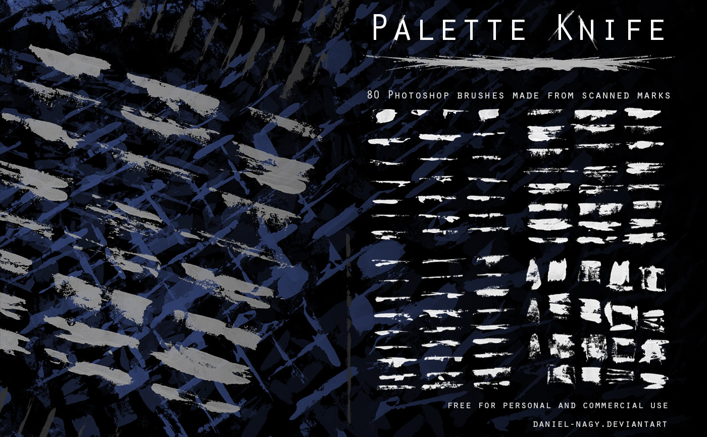 Palette Knife by daniel-nagy