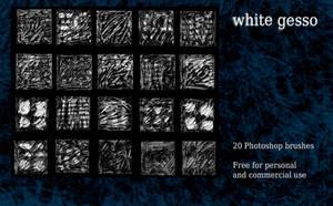 White Gesso by daniel-nagy